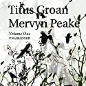 Titus Groan: Gormenghast Trilogy, Volume 1 (       UNABRIDGED) by Mervyn Peake Narrated by Saul Reichlin