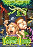 img - for Attack of the Leaping Lizards: Library Edition (Chiller Thrillers) book / textbook / text book