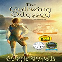 The Gullwing Odyssey (       UNABRIDGED) by Antonio Simon Jr. Narrated by Elliott Walsh