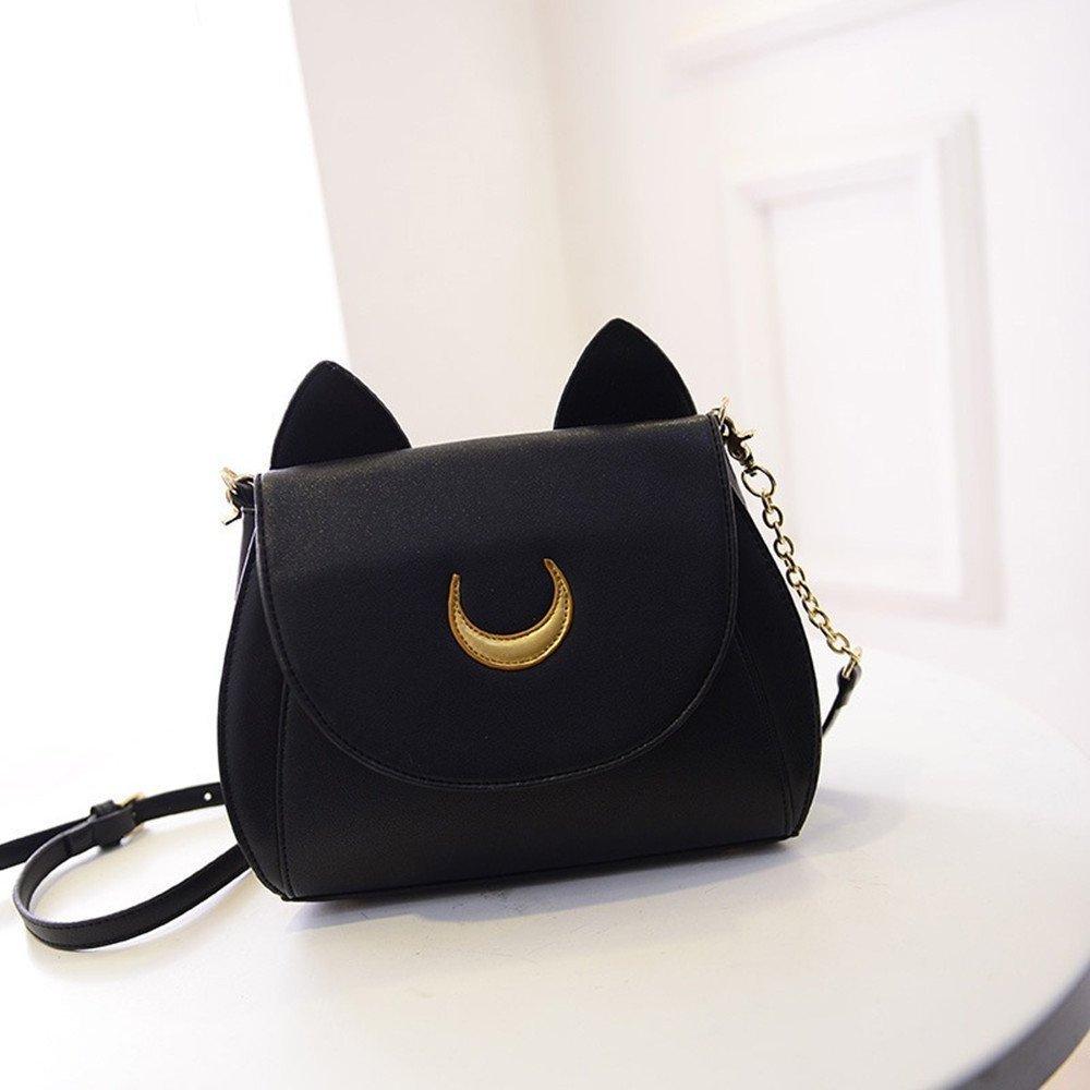 Fantastic Zone Cosplay Sailor Moon 20th Tsukino Usagi PU Leather Women Handbag Shoulder Bag