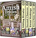Amish Brides of Willow Creek: BOXED SET: {(1) Sibling Rivalry, (2) Second Chances, (3) Sweet Nothings, (4) Snowflake Bride}