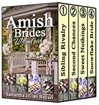 Amish Brides Of Willow Creek: Boxed Set: {(1) Sibling Rivalry, by Samantha Jillian Bayarr ebook deal