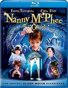 NANNY MCPHEE [Blu-ray] (Bilingual)