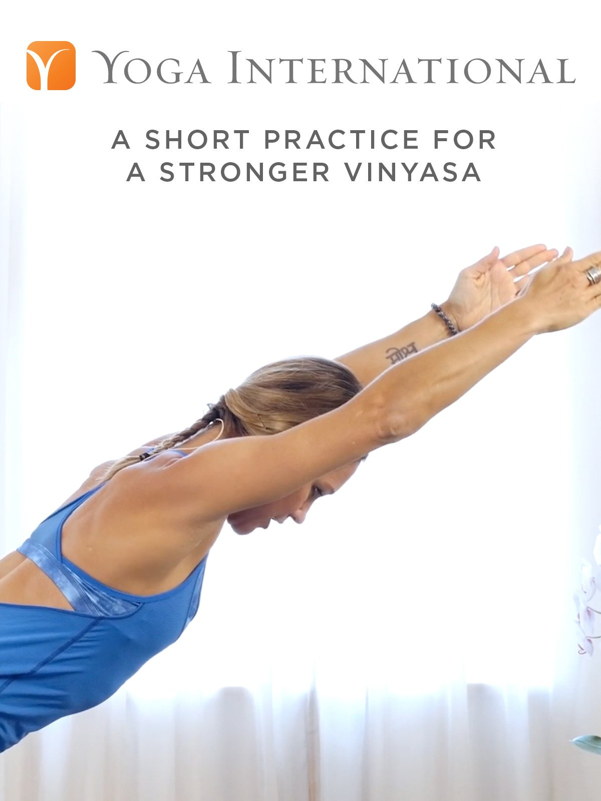 A Short Practice for a Stronger Vinyasa