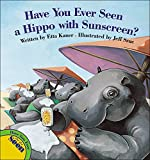 Have You Ever Seen a Hippo with Sunscreen?