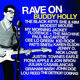 Rave On Buddy Holly [+Digital Booklet]