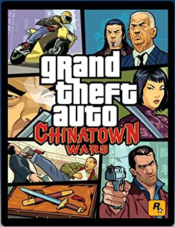 Grand Theft Auto: Chinatown Wars [Online Game Code]
