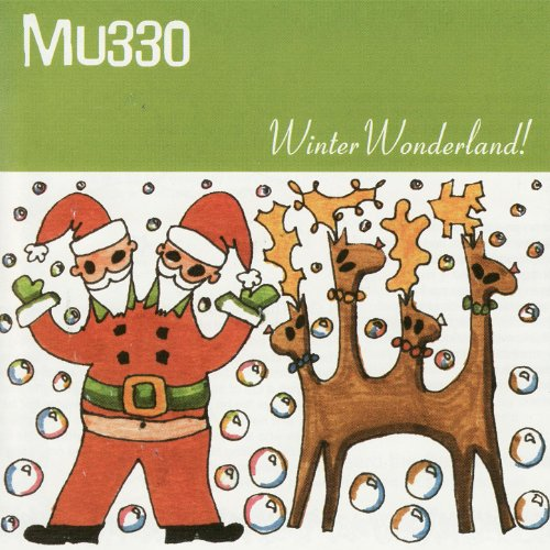 Original album cover of Winter Wonderland by MU330