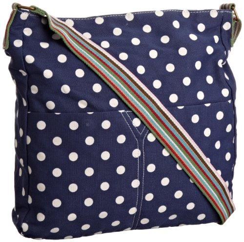 SwankySwans Women's Kirsty Polka Crossbody Bag