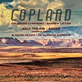 Copland: Billy the Kid/Rodeo