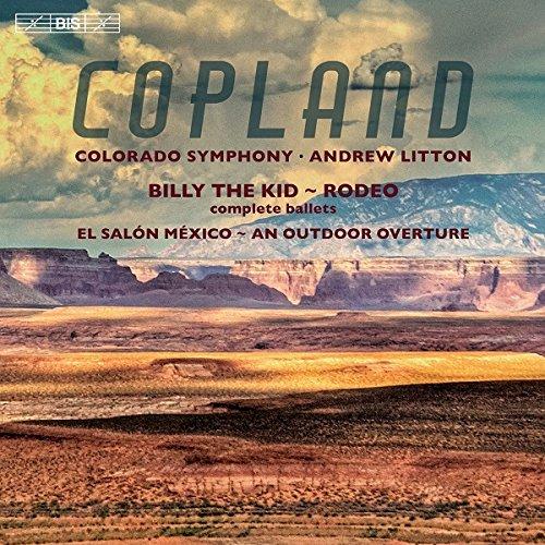 COPLAND / COLORADO SYMPHONY / LITTON