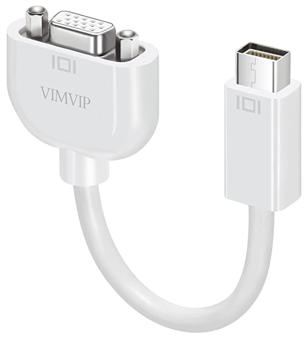 12inch PowerBook G4 Mini-DVI to DVI //VGA Adapter for Apple iMac Intel Core Duo