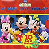 Disney Mickey Mouse Club House Little Library Disney