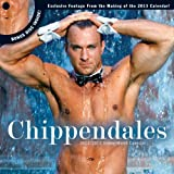 Chippendales 2013 Wall Calendar with Bonus DVD