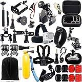 カメラアクセサリーキット,Iextreme 32-in-1 Accessories Kit for Gopro Hero 4/3/2/1