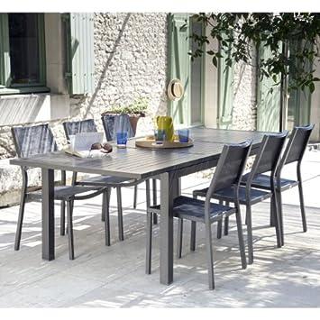 Siena Garden chaise de jardin//balcon chaise Stella empilable mosaïque étoile