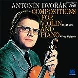 ドヴォルザーク:ヴァイオリンとピアノのための作品全集