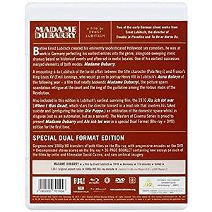 Madame Dubarry [Blu-ray] [Import anglais]