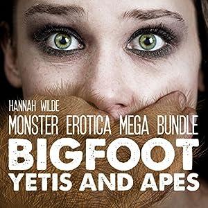 Monster Erotica Mega Bundle Audiobook