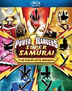 Power Rangers Super Samurai: The Complete Season  [US Import] [Blu-ray] [Region A]