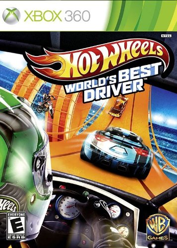 Hot Wheels World'S Best Driver - Xbox 360 Standard Edition front-253449