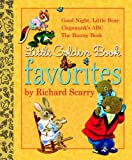 Little Golden Book Favorites by Richard Scarry (Little Golden Book2)