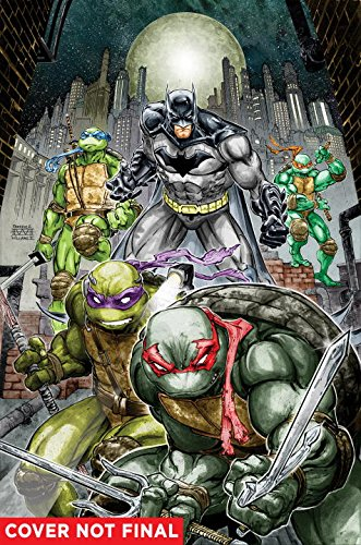 Batman/TMNT Vol. 1 at Gotham City Store