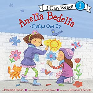 Amelia Bedelia Chalks One Up Audiobook