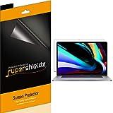 (3 Pack) Supershieldz for Apple MacBook Pro (16 inch) 2019 Release A2141 Screen Protector, Anti Glare and Anti Fingerprint (Matte) Shield