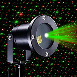 Amazon xtf2015 Red and Green Firefly Laser Light