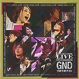 ブギウギナイト(DVD付LIVE盤)