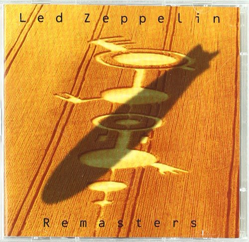 Led Zeppelin Remasters artwork