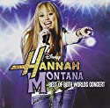 Hannah Montana / Cyrus, Miley - Best of Both Worlds Concert (+DVD) [Audio CD]<br>$387.00