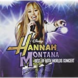 The Best of Both Worlds Concert (CD + DVD) ~ Hannah Montana