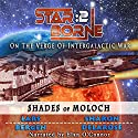 Shades of Moloch: Star Borne 2 Audiobook by Lars Bergen, Sharon Delarose Narrated by Elan O'Connor