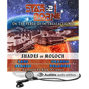 Star Borne Shades of Moloch sci fi audiobook