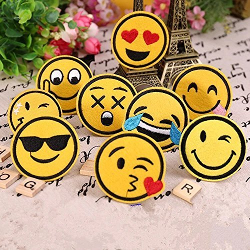 9pcs-diy-embroidered-emoji-patch-kids-cartoon-motif-patch-smile-face-iron-on-applique-for-clothes-st