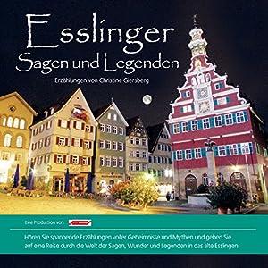 Esslinger Sagen und Legenden Hörbuch