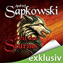 Zeit des Sturms Audiobook by Andrzej Sapkowski Narrated by Oliver Siebeck