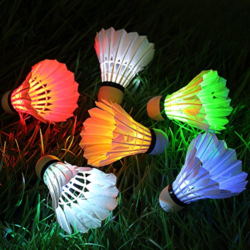 URPOWER LED Badminton Shuttlecocks