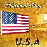 国旗 USA アメリカ 合衆国 大サイズ(150×90cm) 星条旗