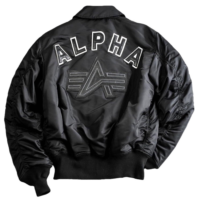 "Alpha Ind. Jacke ""CWU Big A – black günstig bestellen"