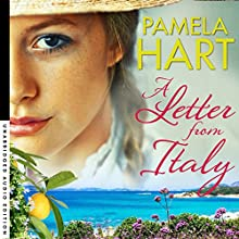 A Letter from Italy Audiobook by Pamela Hart Narrated by Edwina Wren