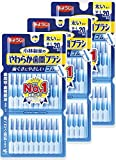 【まとめ買い】小林製薬のやわらか歯間ブラシ 太いタイプ M-Lサイズ 20本 ゴムタイプ×3個