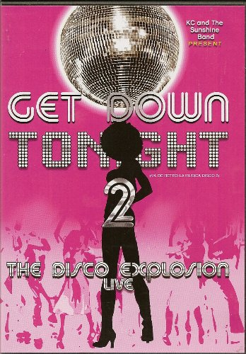 KC And The Sunshine Band Present Get Down Tonight Vol 2 - The Disco Explosion Live [*Ntsc/region 1 & 4 Dvd. Import-Latin America] - Mexico
