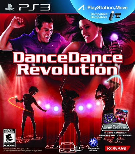 Image of Dance Dance Revolution