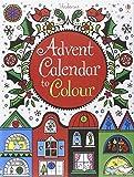 Advent Calendar to Colour (Usborne Colouring Books)