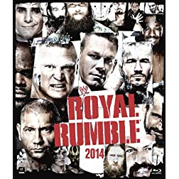 Royal Rumble 2014 [Blu-ray]