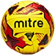 Mitre Tactic Training Football - White/Red/Black, Size 5