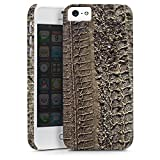 Apple iPhone 5 Premium Case mat - Tracks
